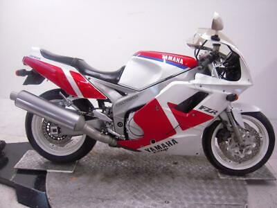 1991 Yamaha FZR1000RU Exup Unregistered Jap Import  Classic Restoration Project