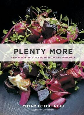 Plenty More: Vibrant Vegetable Cooking from London's Ottolenghi (PDF)