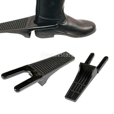 2 pcs traditionnels Wellingtons Boot Jack Remover Wellies Remover Extreme