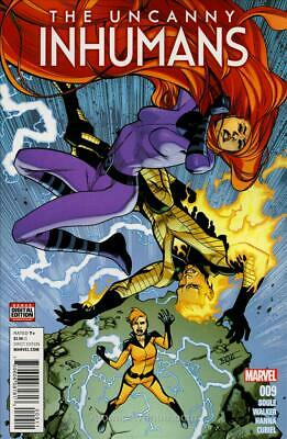 Uncanny Inhumans, The (2nd Series) #9 VF/NM; Marvel | save on shipping - details