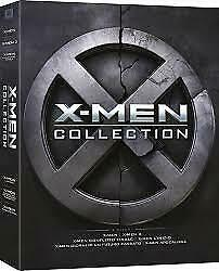 Dvd X-Men - Complete Collection (6 Dvd)