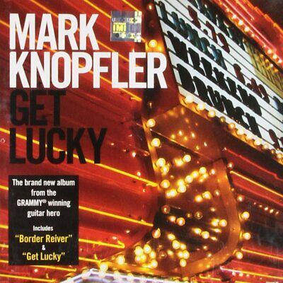 Audio Cd Mark Knopfler - Get Lucky
