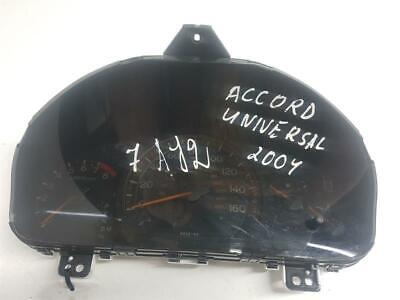 Honda Accord 2003 To 2005 Instrument Cluster Speedometer+WARRANTY