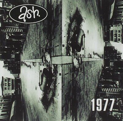 Audio Cd Ash - 1977