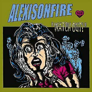 Audio Cd Alexisonfire - Watch Out!