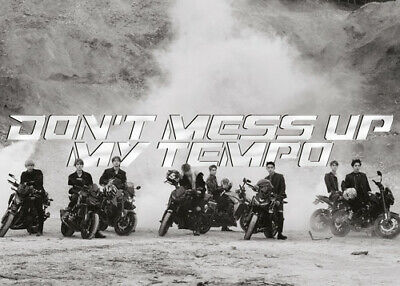 2601117 194052 Audio Cd Exo - Exo The 5Th Album 'Don'T Mess Up My (Andante Ver.)