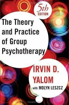 Theory and Practice of Group Psychotherapy 5th Ed by Irvin D. Yalom PDF