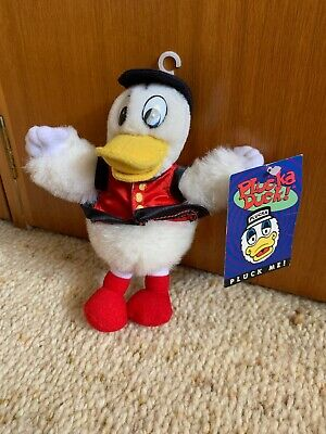 Hey Hey Its Saturday  1997 Plucka Duck Plush 8 Inch Toy New With Tags