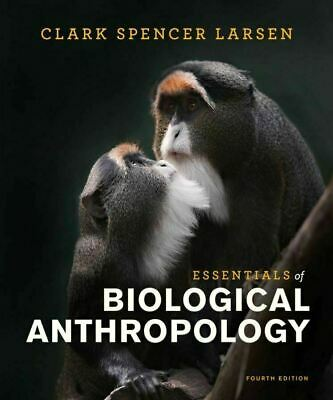 Essentials of Biological Anthropology 4th 2018 PDF Instant Email Delivry