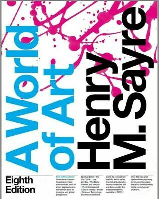 [PDF] A World Of Art By H. M. Sayre, 8th Edition Instant Email Delivry