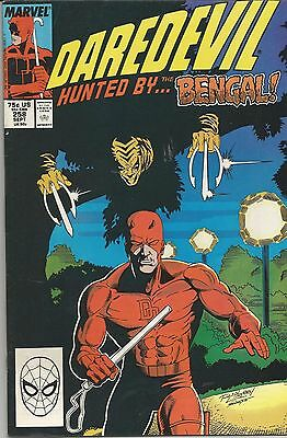 DAREDEVIL (1964) #258 Back Issue (S)