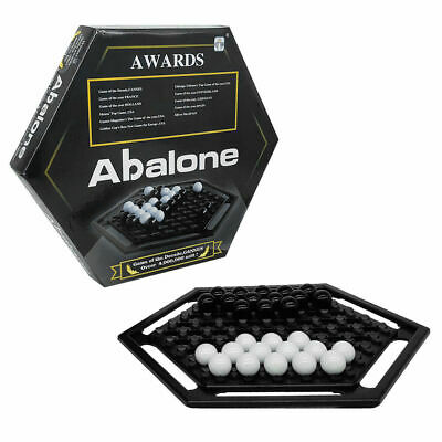 Abalone Board Game Strategy Brains Kids Adults Family Fun Puzzle Toys BestGift
