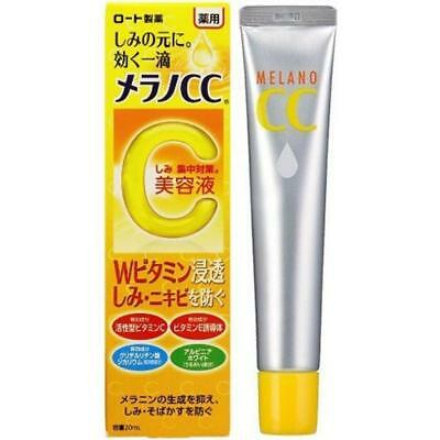 Rohto Melano CC medicinal stain intensive measures Essence 20mL (Made in Japan)
