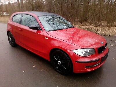 BMW 116i 122PS ,EZ:12/2008,Klima,6gang