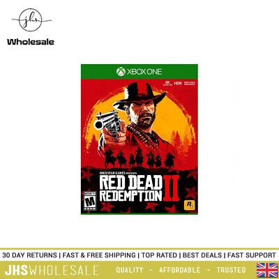Red Dead Redemption 2 Xbox One NEW & SEALED