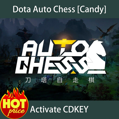 Dota 2 🔥 Auto Chess 200 Candy  🔥CDKEY🔑| ⚡Fast Delivery ⚡