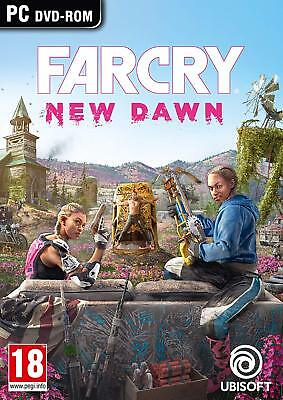 Far Cry New Dawn - Deluxe Pc No Key Code [Email Delivery]