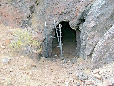 Comstock Gold Mine Lode Mining Claim Nevada Copper Silver Adit Shaft Lode NV