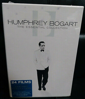 Humphrey Bogart: The Essential Collection New Deluxe Dvd Box Set