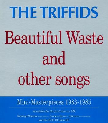 THE TRIFFIDS Beautiful Waste And other Songs (2008) 19-track CD album BRAND NEW