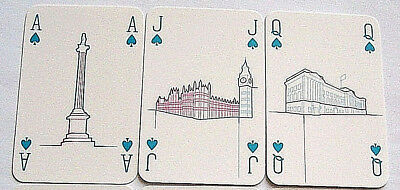 Vintage Playing Cards London Olympics Olympic Games 2012 52 Deck Non Standard