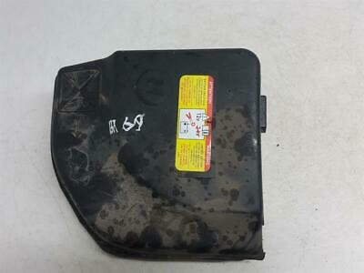 Peugeot 3008 2010 To 2013 Fuse Box Cover 9658418180