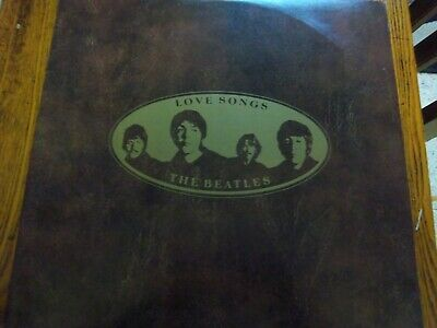 Love Songs by the Beatles (vinyl LP, Parlophone ) free shipping
