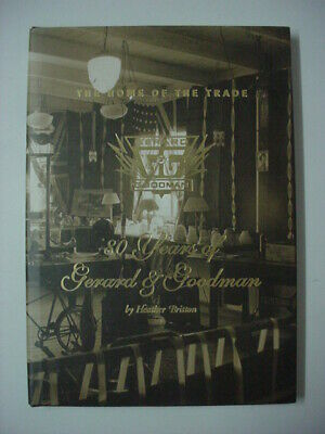 BOOK TIME - 80 YEARS of GERARD & GOODMAN - Adelaide's Electrical Centre - Signed