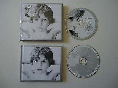 U2 - Boy -2 Cd Box Set Referencia 1761670