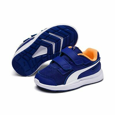 Puma ESCAPER MESH V INF Kinder Baby Schuhe Sneaker 190327 Surf the Web Blau