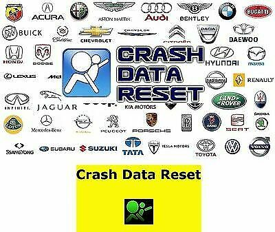 17 Airbag Programs SRS Software Delete Repair Crash Data Resetting Clear Dumps