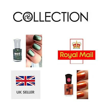 Collection 2000 Hot Looks Fast Dry 2x Shades💅🏻In Gift Bag, BN 🇬🇧✅UK Seller✅