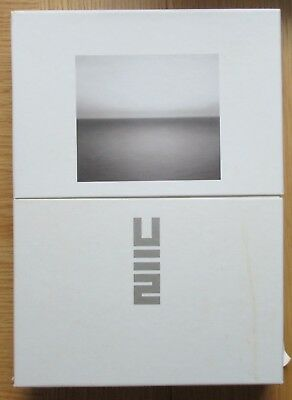 U2 No Line On The Horizon Limited Edition Box Set Cd Dvd Book Poster