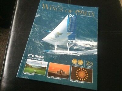Airline Inflight Magazine - Oman Air - Oct 2013