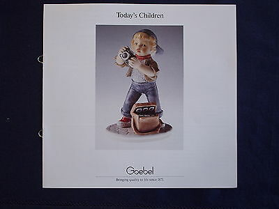 Today`s Children - Goebel bringing quality to life since 1871