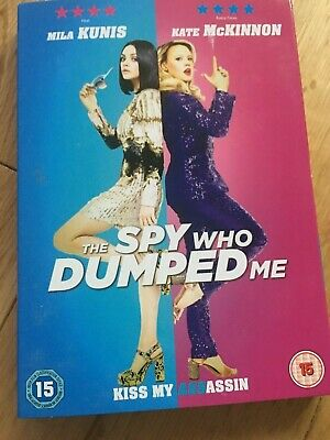 The Spy Who Dumped Me - Dvd