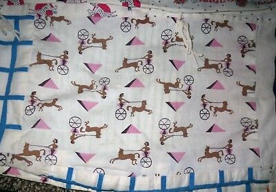 Antique Pennsylvania Quilt - TINY ANIMALS FLOWERS BUTTERFLIES  PEOPLE & MORE