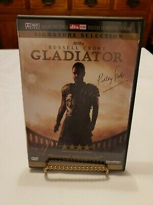 Gladiator Signature Selection (Two-Disc Collector's Edition), Great Condition!