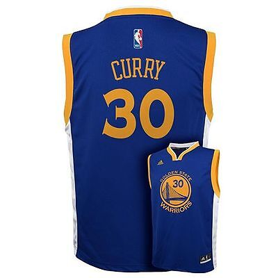 ( 50) ADIDAS Warriors STEPHEN CURRY nba Jersey YOUTH KIDS BOYS (L-LARGE c59e47aa9