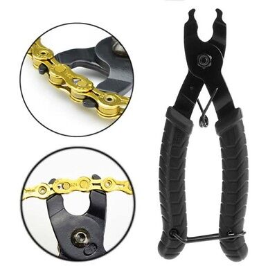 Bicycle Open&Close Chain Repair Removal Tool Bike Bicycle Link Plier Tackle YO