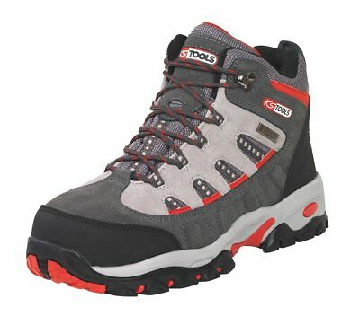 KS TOOLS Sicherheits-Stiefel S3 Grau, 43 - UK 9 310.2230