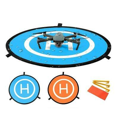 Foldable Portable Parking Landing Pad Drones Helicopter Apron DS