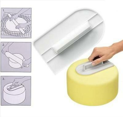 Cake Fondant Smoother Cake Cupcake Pastry Decorating Kitchen Tool Accessories JD
