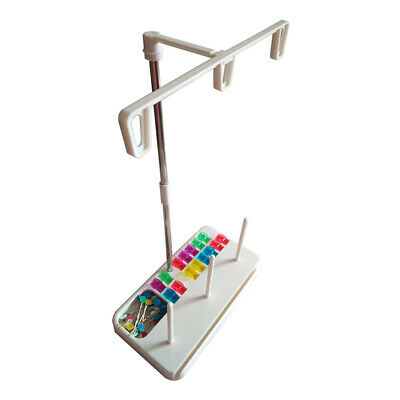 Sewing Thread Spool Holder Stand Bobbin Embroidery Organizer for Home Sewing LG