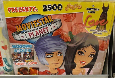 Moviestar planet game code: evening dress + LOVE from Moviestarplanet magazine