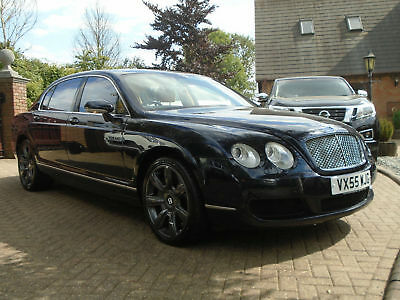 2005 55 Reg Bentley Continental 6.0 ( 552bhp ) 4X4 Auto Flying Spur