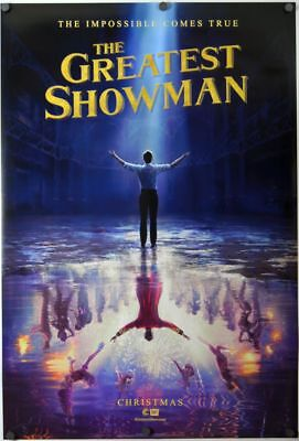 The Greatest Showman - original DS movie poster 27x40 D/S - INTL Adv