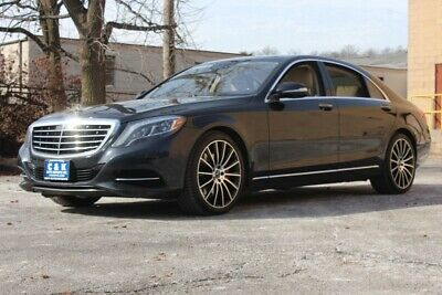 2016 Mercedes-Benz S-Class S550 4MATIC,P1,KEYLESS GO,NAV, RR SEATS,HTD REAR S WARMTH AND COMFORT PACKAGE, SURROUND VIEW CAMERA, PARKTRONIC PARK ASSIST !!!!!!!