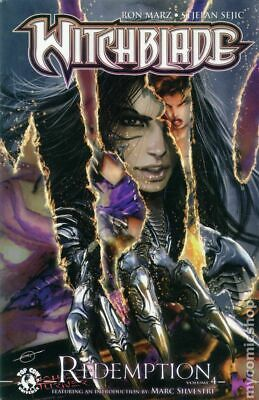 Top Cow Witchblade Redemption Vol 4 TPB New Unread