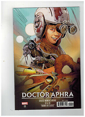 STAR WARS: DOCTOR APHRA #28 1st Printing - Greatest Moments / 2019 Marvel Comics